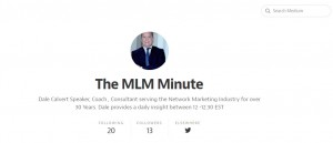 The MLM Mnute on Periscope