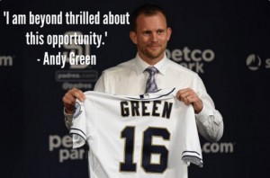Andy Green