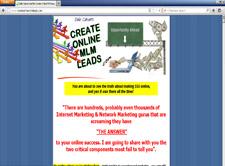 CreateOnlineMLMLeads
