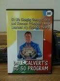DaleCalvert 50-50 Cover