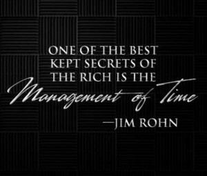 JimRohnTimeManagement