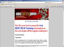 MLMTrainingGurus