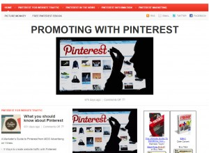 Pinterest Marketing Help
