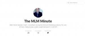 The MLM Mnute on Periscope