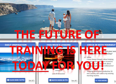 The future of training is here today for you
